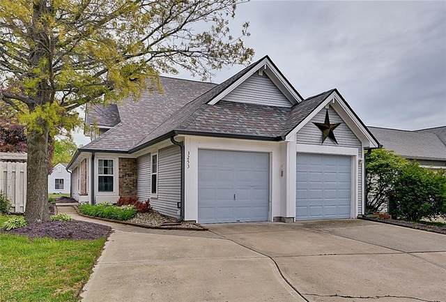 3253 Aqueous Lane, Indianapolis, IN 46214 (MLS #21709834) :: The Indy Property Source