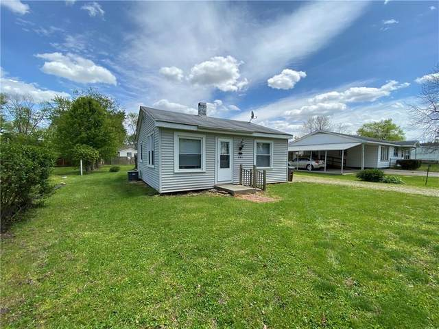 595 Glendale Drive, Columbus, IN 47201 (MLS #21709836) :: Anthony Robinson & AMR Real Estate Group LLC