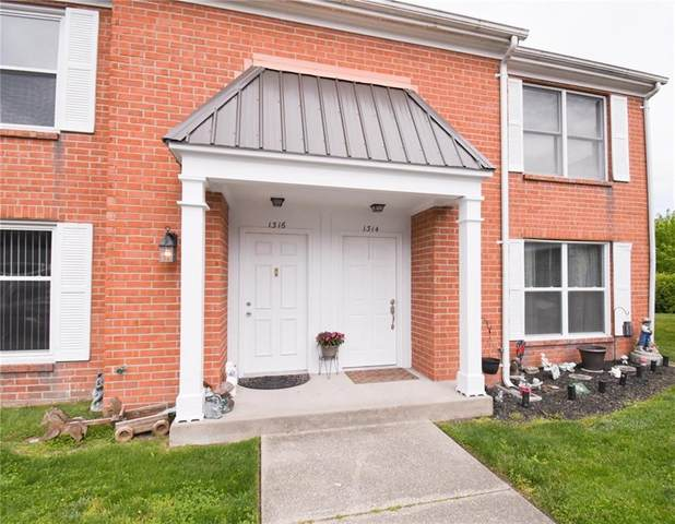 1314 Jackson Park Place #5, Seymour, IN 47274 (MLS #21709846) :: The ORR Home Selling Team