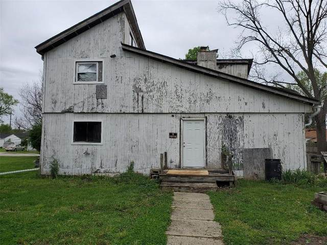 257 E Harrison Street, Mooresville, IN 46158 (MLS #21709851) :: The Indy Property Source
