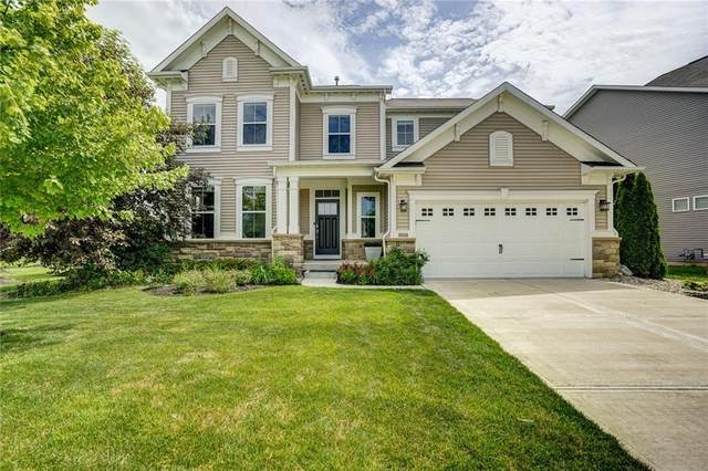 7761 Blue Jay Way, Zionsville, IN 46077 (MLS #21709869) :: Mike Price Realty Team - RE/MAX Centerstone