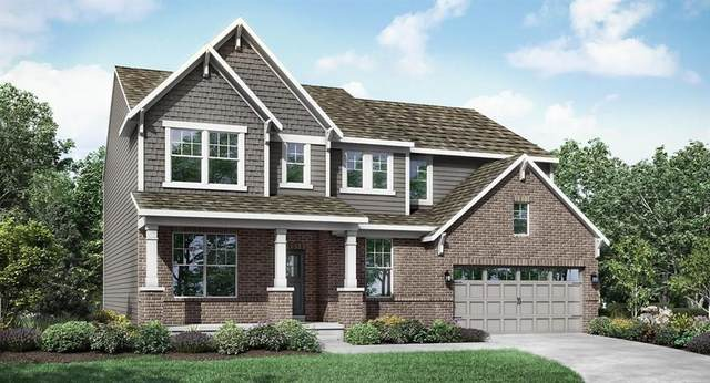 3865 New Battle Lane, Bargersville, IN 46143 (MLS #21709882) :: The Indy Property Source
