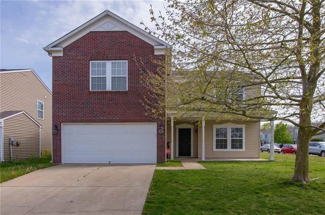 1121 Central Park Drive, Shelbyville, IN 46176 (MLS #21709909) :: The Indy Property Source