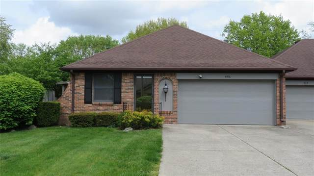 406 Glenn Knecht Drive #13, Crawfordsville, IN 47933 (MLS #21709975) :: The ORR Home Selling Team