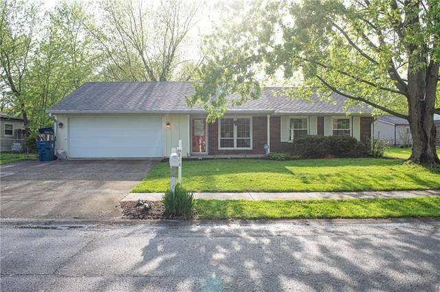 3102 Pawnee Drive, Indianapolis, IN 46235 (MLS #21709981) :: Anthony Robinson & AMR Real Estate Group LLC