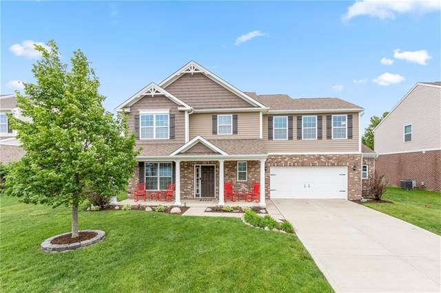 8744 New Heritage Drive, Indianapolis, IN 46239 (MLS #21710009) :: Anthony Robinson & AMR Real Estate Group LLC