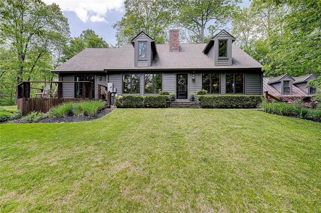 650 Spring Hills Drive, Zionsville, IN 46077 (MLS #21710017) :: The Evelo Team