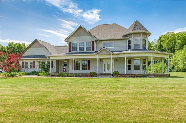 4797 Timber Creek Lane, Martinsville, IN 46151 (MLS #21710075) :: The Indy Property Source