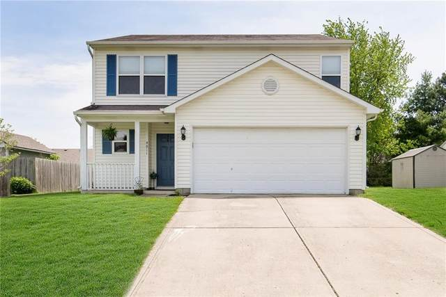 4011 Knollwood Avenue, Franklin, IN 46131 (MLS #21710139) :: The Indy Property Source