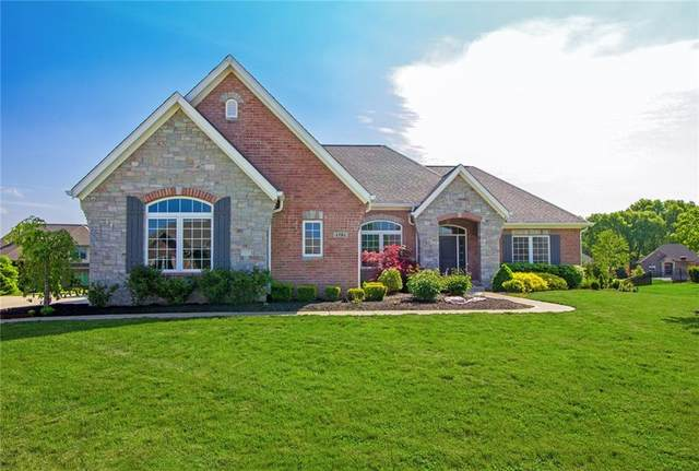 1781 Calvert Farms Drive, Greenwood, IN 46143 (MLS #21710146) :: The Indy Property Source