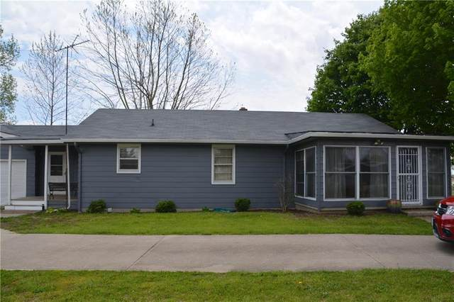 4333 E State Road 244, Shelbyville, IN 46176 (MLS #21710154) :: Mike Price Realty Team - RE/MAX Centerstone