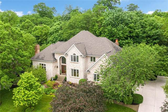 11760 Windpointe Pass, Carmel, IN 46033 (MLS #21710161) :: The Indy Property Source