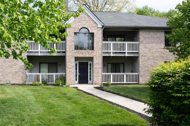 1747 E 56th Street B, Indianapolis, IN 46220 (MLS #21710164) :: The ORR Home Selling Team