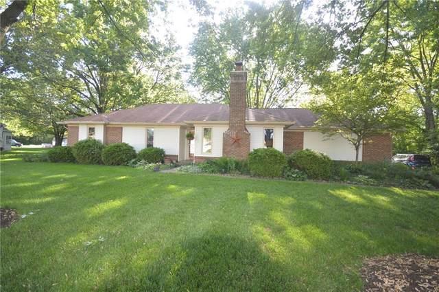 329 S Jefferson Street, Brownsburg, IN 46112 (MLS #21710177) :: Heard Real Estate Team | eXp Realty, LLC
