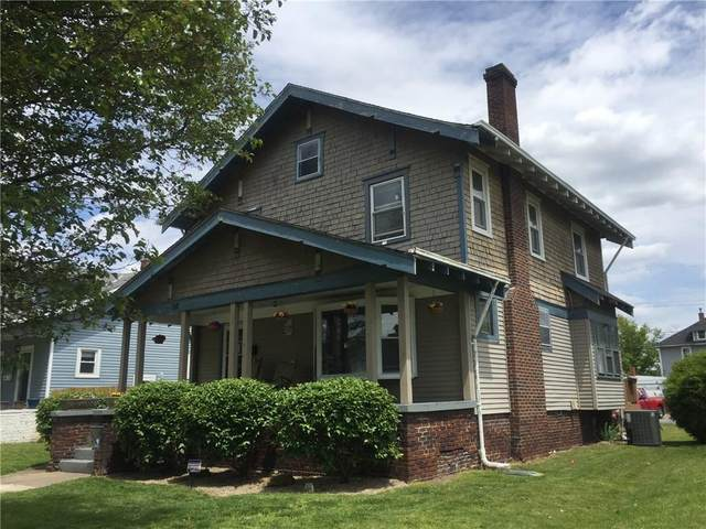 312 Calvin Blvd., Seymour, IN 47274 (MLS #21710196) :: Mike Price Realty Team - RE/MAX Centerstone