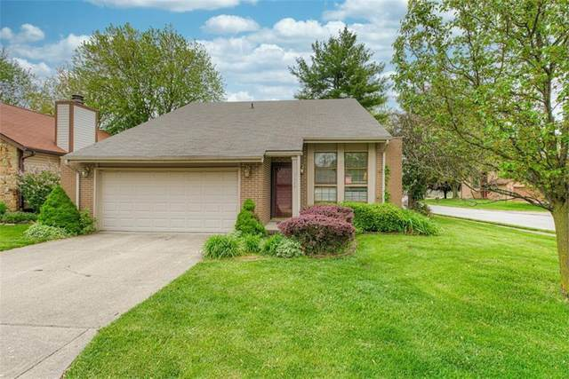 7524 Eagle Valley Pass, Indianapolis, IN 46214 (MLS #21710217) :: The ORR Home Selling Team