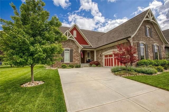 15025 Pollard Drive, Westfield, IN 46074 (MLS #21710238) :: Heard Real Estate Team   eXp Realty, LLC