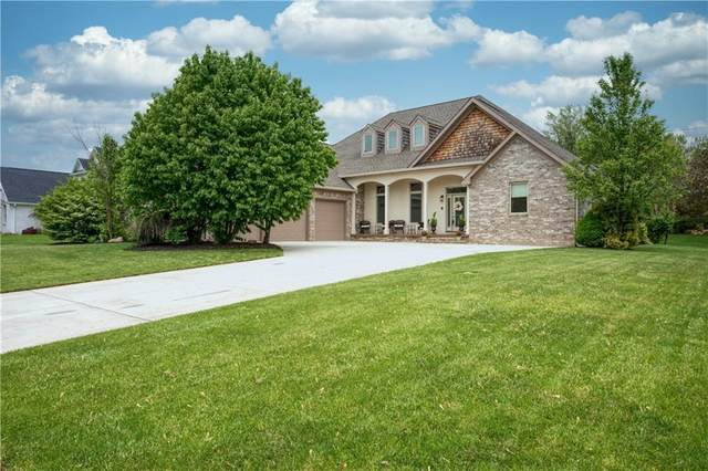720 Willow Pointe North Drive N, Plainfield, IN 46168 (MLS #21710266) :: AR/haus Group Realty