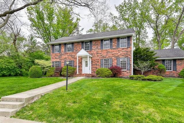 3008 N Ramble Road W, Bloomington, IN 47408 (MLS #21710281) :: Anthony Robinson & AMR Real Estate Group LLC