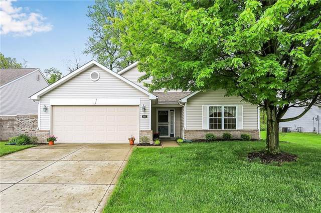 8167 Burnett Boulevard, Avon, IN 46123 (MLS #21710282) :: The Indy Property Source
