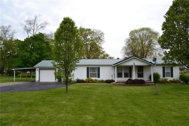 1210 E Sigler Street, Frankton, IN 46044 (MLS #21710285) :: Heard Real Estate Team | eXp Realty, LLC