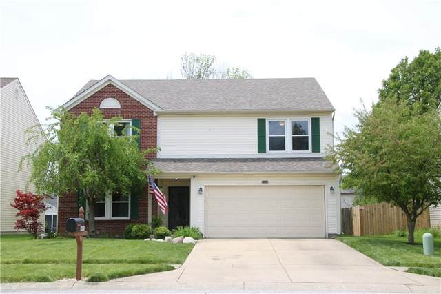 8430 Kennesaw Lane, Indianapolis, IN 46227 (MLS #21710293) :: Mike Price Realty Team - RE/MAX Centerstone