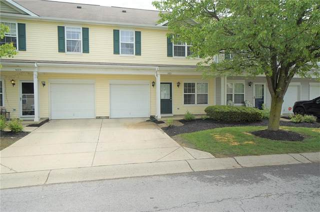 5013 Tuscany Lane, Indianapolis, IN 46254 (MLS #21710306) :: Your Journey Team