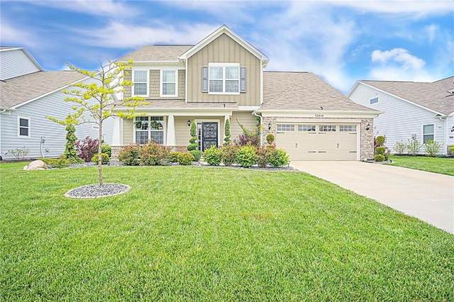 12616 Amber Star Dr, Noblesville, IN 46037 (MLS #21710315) :: Anthony Robinson & AMR Real Estate Group LLC