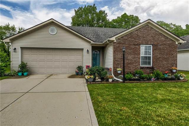 7702 Wood Stream Drive, Indianapolis, IN 46239 (MLS #21710316) :: The Indy Property Source