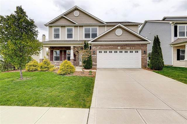 8839 Fielding Lane, Indianapolis, IN 46239 (MLS #21710368) :: The Indy Property Source