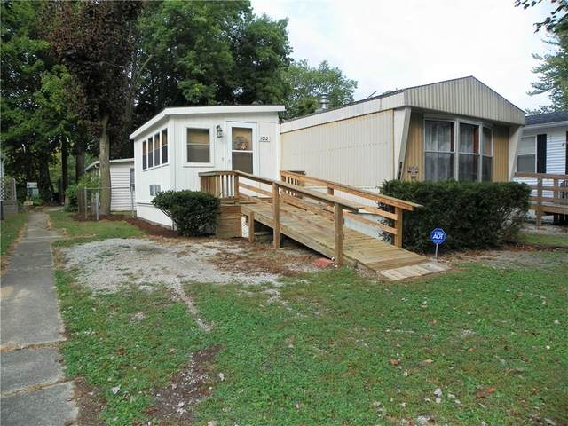 1012 Bradley Road, Greencastle, IN 46135 (MLS #21710369) :: The Indy Property Source