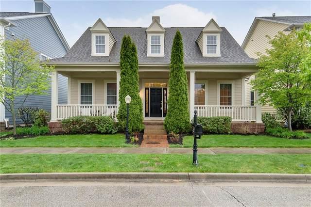 2517 Buckland Street, Carmel, IN 46032 (MLS #21710403) :: AR/haus Group Realty