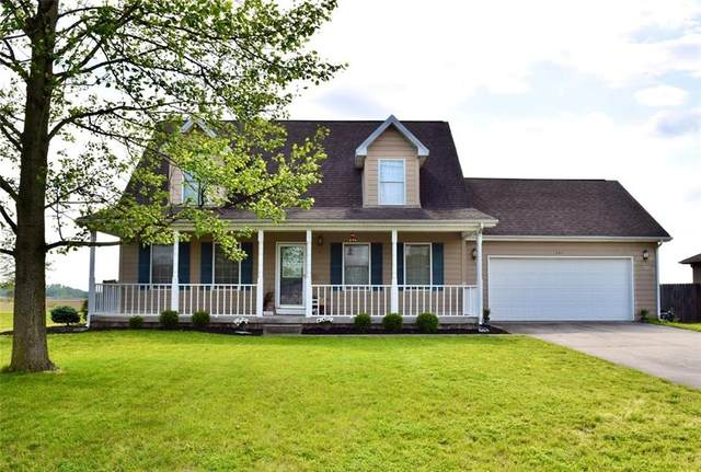 241 Whites Station Road, Seymour, IN 47274 (MLS #21710430) :: Mike Price Realty Team - RE/MAX Centerstone