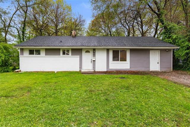 3929 Barnor Drive, Indianapolis, IN 46226 (MLS #21710439) :: Anthony Robinson & AMR Real Estate Group LLC