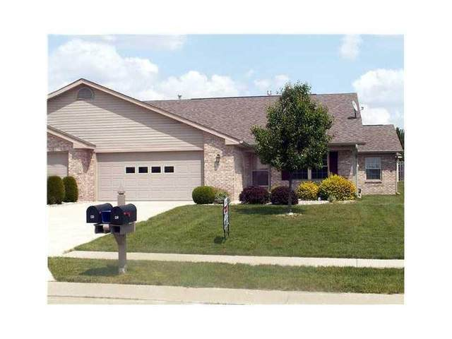 139 E Wind Chime Circle, Greenwood, IN 46143 (MLS #21710460) :: The ORR Home Selling Team