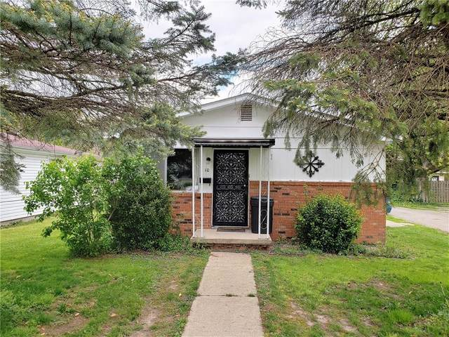 10 W 41st Street, Anderson, IN 46013 (MLS #21710494) :: AR/haus Group Realty