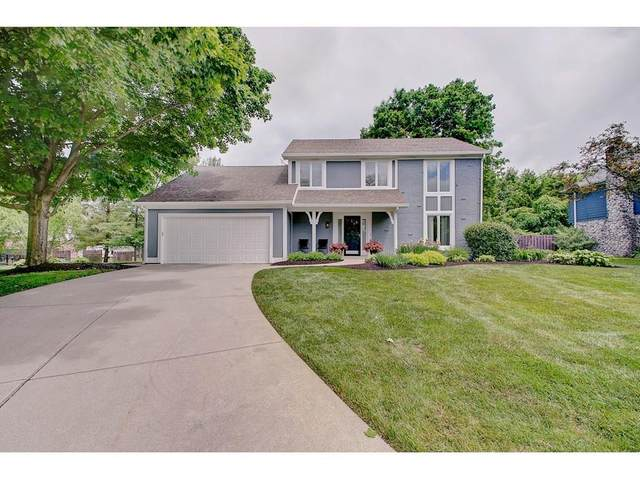 110 Essex Court, Noblesville, IN 46062 (MLS #21710501) :: AR/haus Group Realty