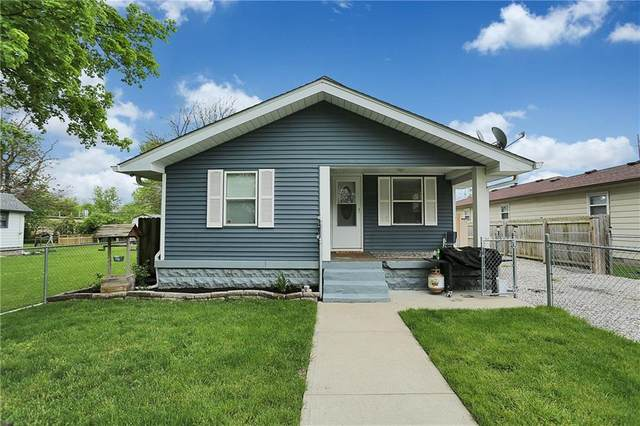 2937 Beech Street, Indianapolis, IN 46203 (MLS #21710521) :: Anthony Robinson & AMR Real Estate Group LLC