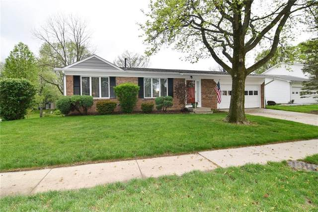 340 Thornberry Drive, Carmel, IN 46032 (MLS #21710551) :: Heard Real Estate Team | eXp Realty, LLC