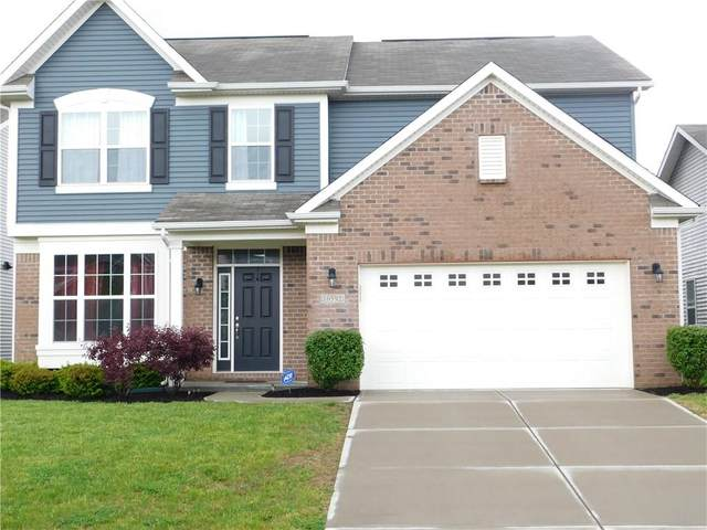 10592 Cordiff Court, Noblesville, IN 46060 (MLS #21710576) :: AR/haus Group Realty