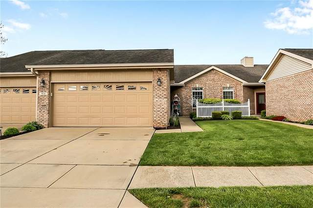 914 Kirkpatrick Place, Greenfield, IN 46140 (MLS #21710581) :: David Brenton's Team