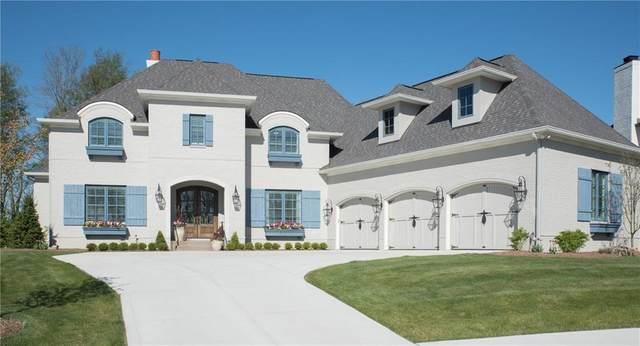 221 Chatham Hills Boulevard, Westfield, IN 46074 (MLS #21710589) :: Richwine Elite Group