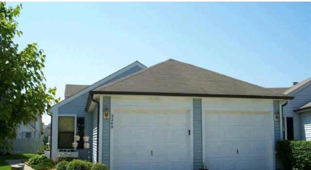 3240 Aqueous Lane, Indianapolis, IN 46214 (MLS #21710593) :: The Indy Property Source