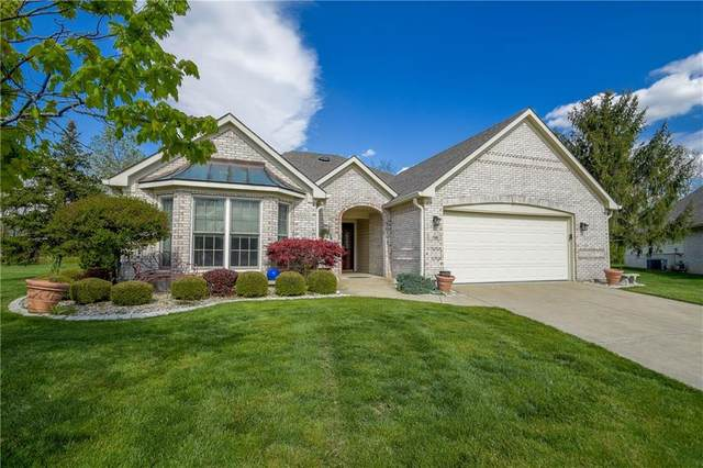 1788 Stonewall Circle, Greenfield, IN 46140 (MLS #21710596) :: AR/haus Group Realty
