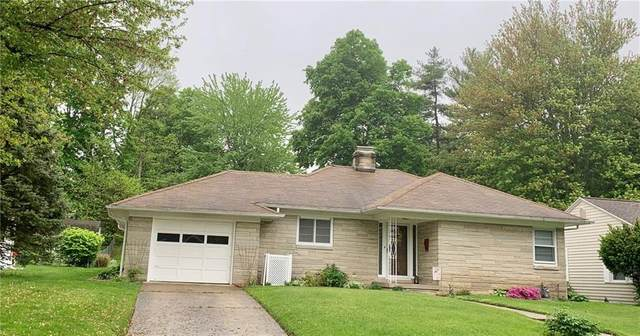 1105 W Pike Street, Crawfordsville, IN 47933 (MLS #21710613) :: The Indy Property Source