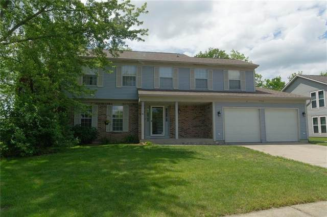 7722 Paddington Lane W, Indianapolis, IN 46268 (MLS #21710628) :: Mike Price Realty Team - RE/MAX Centerstone