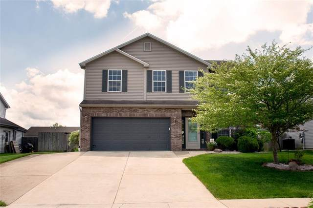 5583 Lux Boulevard, Lafayette, IN 47905 (MLS #21710641) :: Mike Price Realty Team - RE/MAX Centerstone