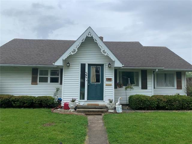 307 E 4th Street, Sheridan, IN 46069 (MLS #21710645) :: Mike Price Realty Team - RE/MAX Centerstone
