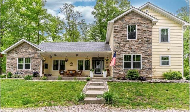 5510 W Lowell Road, Columbus, IN 47201 (MLS #21710674) :: The Indy Property Source