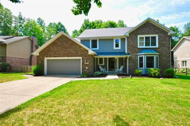 368 Wellington Parkway, Noblesville, IN 46060 (MLS #21710712) :: Anthony Robinson & AMR Real Estate Group LLC